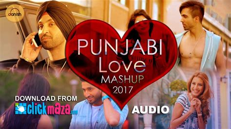 Punjabi Love Mashup 2018