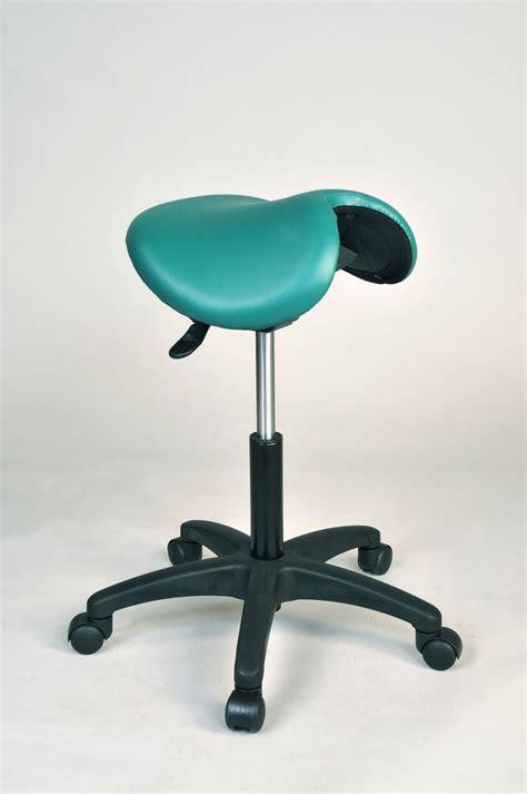 chair saddle stool side