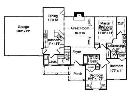 house plans and more country house plan floor 065d 0061 house plans and
