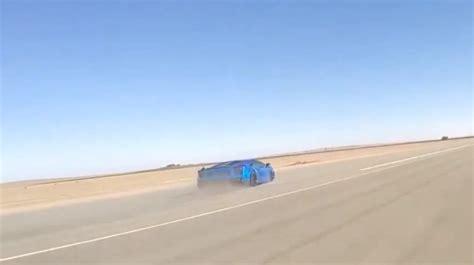 Watch A 2,000 Whp Lamborghini Gallardo Spin Out After