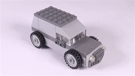 Building A Car by Lego Car 001 Building Lego Classic How To