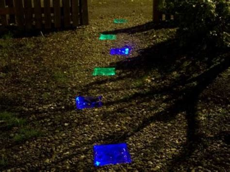 diy solar light project lights your walkway earthtechling