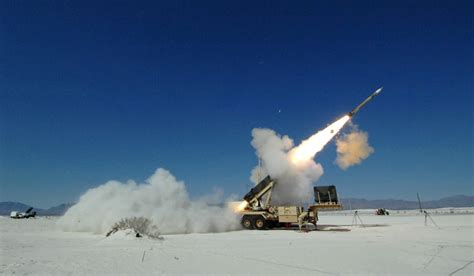 Lockheed Receives $1.1 Billion Contract for PAC-3 Missiles