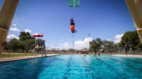 Public Pools In Tucson, County Fare Well In Safety