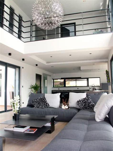 decoração sala sofá cinza escuro blog imaginarium
