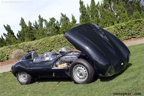 1955 Jaguar Xk-d D-type Image. Chassis Number Xkd530