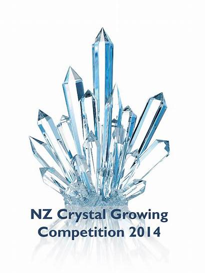 Crystal Growing Competition Iycr2014 Logos Zealand Schools