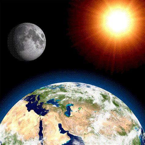 Sun Earth Moon Daily Strength The Sun The Moon And The Earth 22