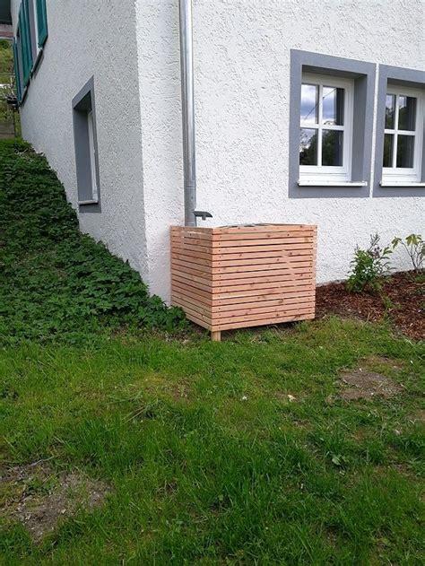 Wassertank Selber Bauen by Einfache Verkleidung F 252 R Regentonne Bauanleitung Zum