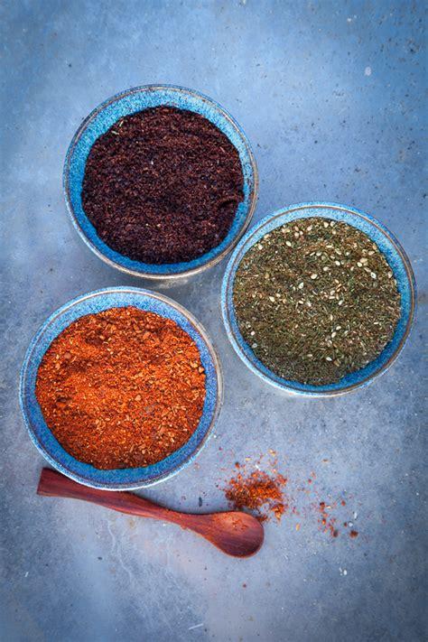 life  spice sumac zaatar  baharat sharon minkoff