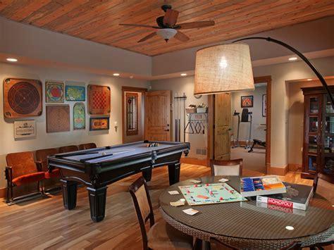 23  Game Room Designs, Decorating Ideas   Design Trends