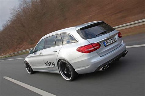 Modifikasi Mercedes C Class Estate by Mercedes C Class Estate By Vath Carz Tuning