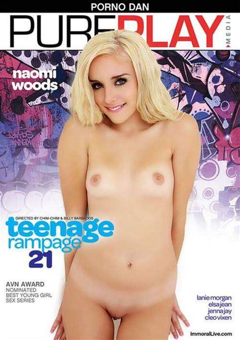 Teenage Rampage Twenty One 2015 Videos On Demand Adult Dvd Empire