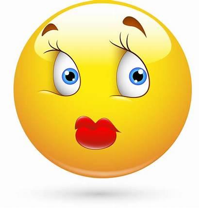 Smiley Face Lady Emoji Quanta Vie Woman