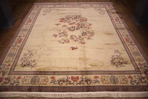 teppich beige wolle 50691 chinesischer teppich 488x411 cm beige