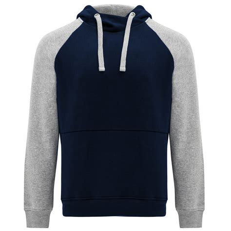 Divu krāsu unisex džemperis LON1058 - Jakas, džemperi ...
