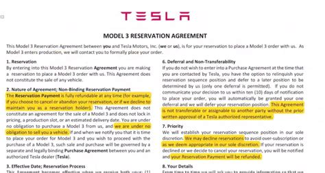 26+ Sell Tesla 3 Reservation PNG