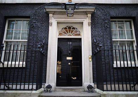 downing street  official residence  british