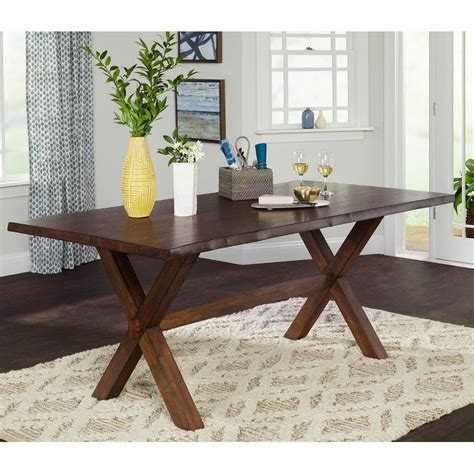 brisbane solid wood dining table images dining