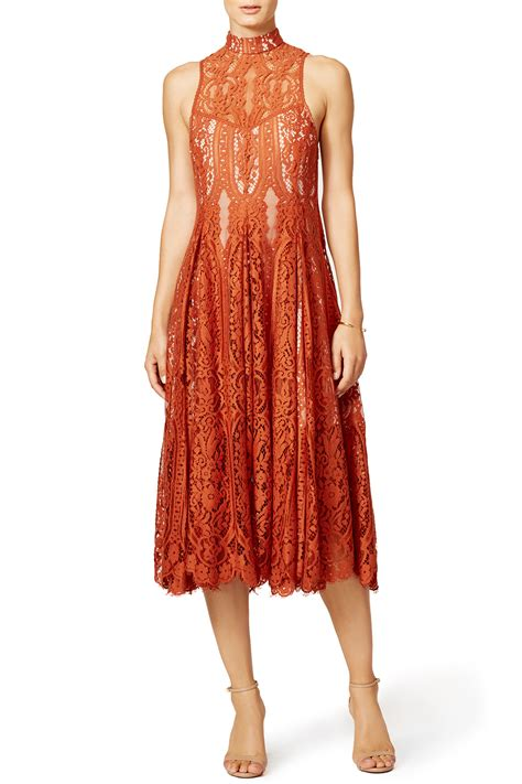 copper dress   people    rent  runway
