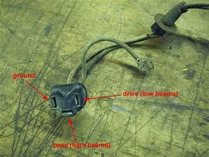 Rewiring A Willys Cj2a Headlight Pigtail