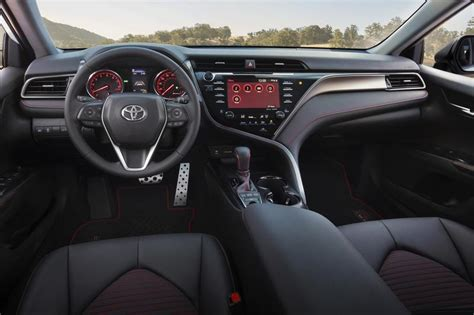 toyota avalon camry trd interior sporty interiors speed