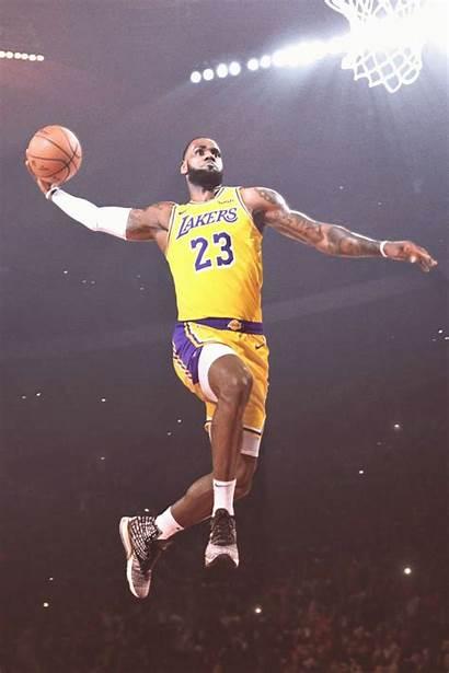 Lebron James Lakers Nike Curry Stephen Basketball