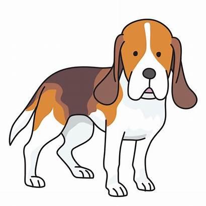 Dog Clipart Beagle Clip Transparent Vector Openclipart