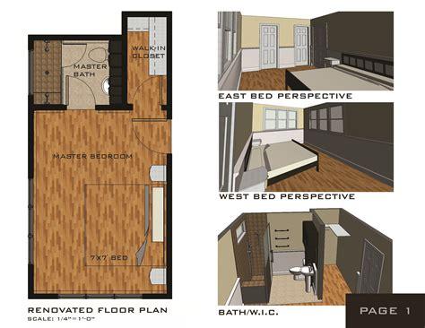 walk in closet bathroom plans interior exterior doors