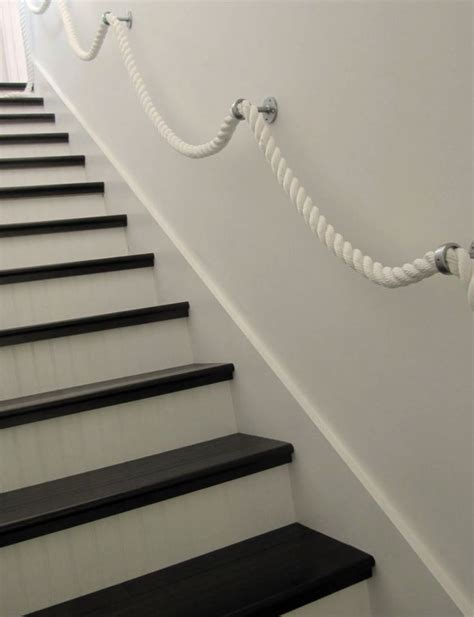 Treppe Handlauf Seil by 20 Best Rope Stair Rail Images On Projects