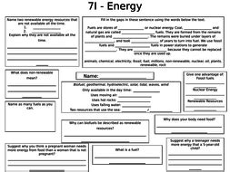 year 7 physics revision science by mollshaworth teaching resources