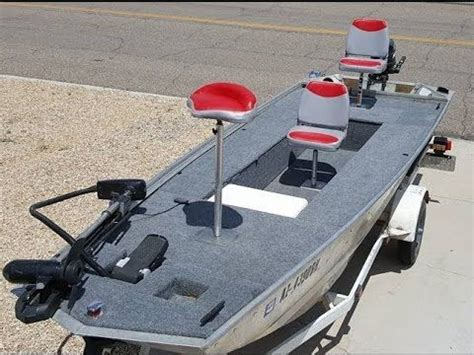 Jon Boat Trailer Rebuild by How To Restore Rebuild Convert A Jon Boat Or Bass Boat