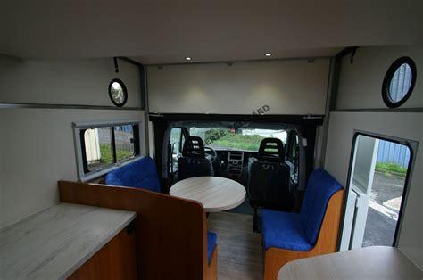 cuisine techniques camions chevaux home car aménagement espace cing pour