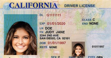 California Driver's License A Stepbystep 2018 Guide