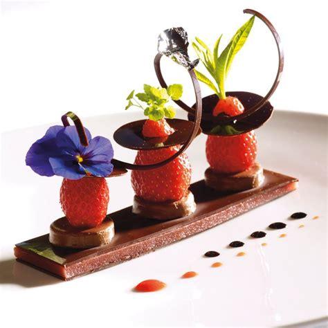stage de cuisine gastronomique les 25 meilleures idées concernant dessert gastronomique