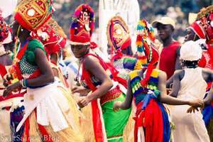 ... Leone 50yrs of Independence: Culture and Dance (photos) - Sierra Leone Sierra Leone