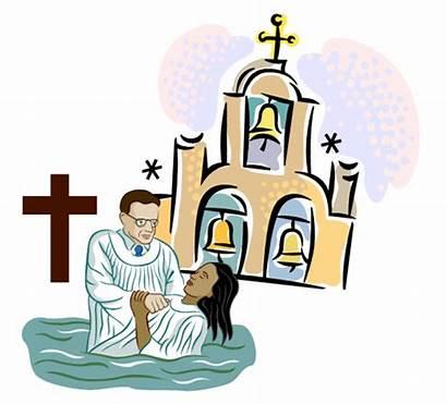 Baptism Clipart Adult Believer Cartoon Clothing Transparent