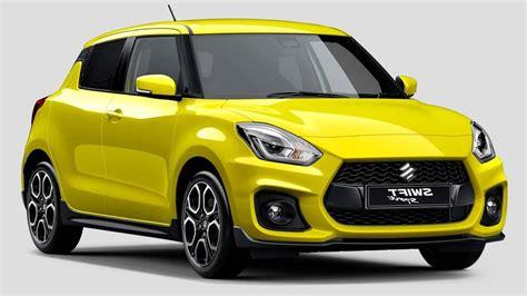 Suzuki 20192020 Suzuki Swift Exterior Concept Design