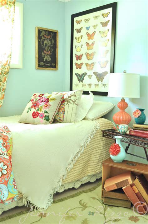 modern boho decor bedroom a modern bohemian bedroom with pastel green and cyan color decor plenty boho bedroom