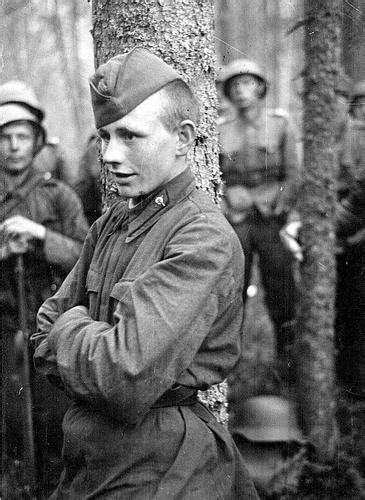 finnish forces red army soldier