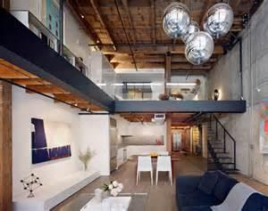 loft treppe warehouse in san francisco converted into contemporary loft freshome