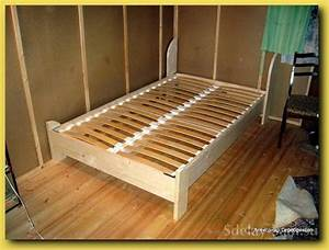 how to make a twin platform bed frame Quick Woodworking
