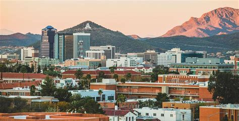 Is Tucson's Water Secure? CAPLA Researchers Compare the ...