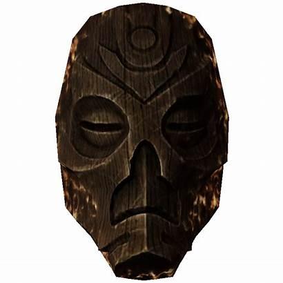 Wooden Skyrim Mask Gamepedia