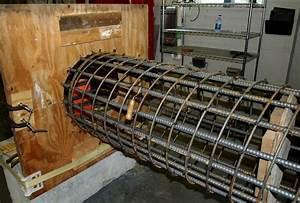 21 External And Internal Column Reinforcement Cage