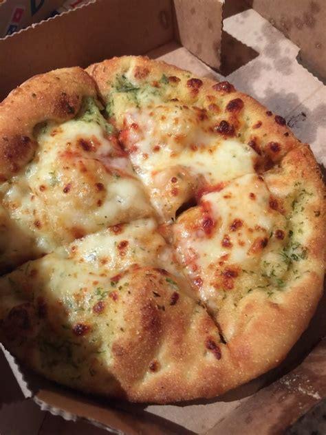 garlic pizza dominos garlic pizza bread