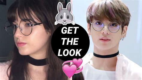 bts jungkook inspired makeup tutorial youtube