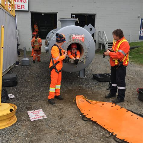 confined space entry  awareness training natt safety
