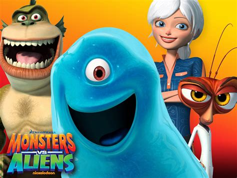 New On Nick Latest 'turtles', 'monsters Vs Aliens' Launch