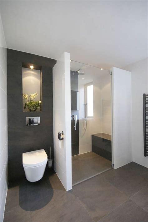Badezimmer Begehbare Dusche by Die Besten 25 Badezimmer Ideen Auf Badezimmer
